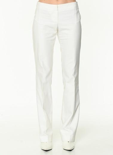 GIZIA Pantolon Beyaz